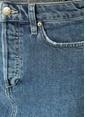 Joe's Jeans Mini Jean Etek Mavi